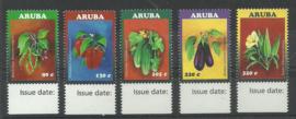 Aruba 881/.... Groenten 2016 Postfris