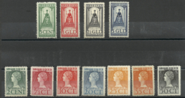 Nvph 121/131 Jubileum 1923 Ongebruikt (11)