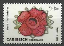 Caribisch Nederland  31 Indonesia 2012 Postfris