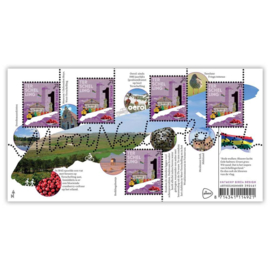 Nvph 3737 Mooi Nederland Waddeneilanden: Terschelling Postfris