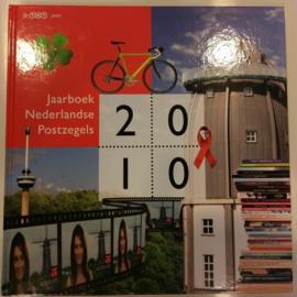 Jaarboek 2010 Inclusief alle postzegels & vellen Postfris