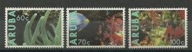 Aruba  73/75 Postfris
