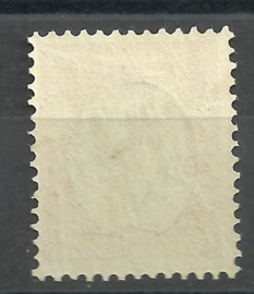 Nvph  71 25ct Koningin Wilhelmina Bontkraag Postfris (3)