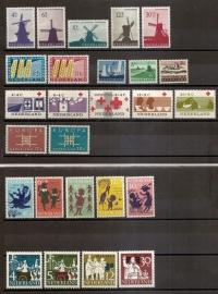 Complete Jaargang 1963 Postfris
