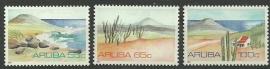 Aruba  86/88 Postfris