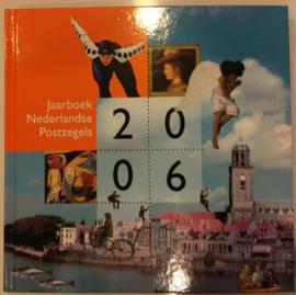 Jaarboek 2006 Inclusief alle postzegels & vellen Postfris