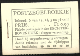 PZ 38-N 4 × 6 (Nvph 172/379/380/381) Roomkleurige Kaft ( 2)