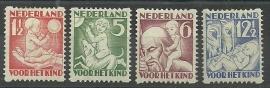 Roltanding 86/89 Kinderzegels 1930 Ongebruikt