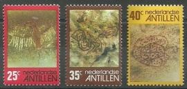 Nederlandse Antillen 534/536 Postfris