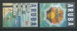 Aruba 188/189 Postfris