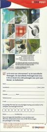 PZB 82a met Plaatfout 2395PM Postfris