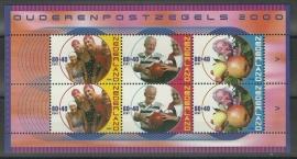 Nvph 1893 Blok Zomerzegels Postfris