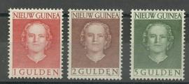 Nieuw Guinea 19/21 En Face Postfris