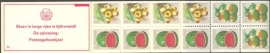 SR Postzegelboekje 6bp Postfris