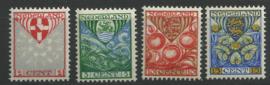 Nvph 199/202 Kinderzegels 1926 Postfris (13)
