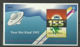 Nederlandse Antillen 1016 Blok Kinderzegels 1992 Postfris