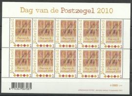 Nvph V2768 Persoonlijke Postzegels 2010 Postfris