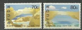 Aruba 116/117 Postfris