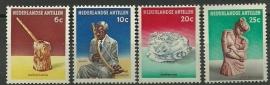 Nederlandse Antillen 325/328 Postfris