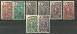 Luchtpost 45/52 Rode kruis Postfris
