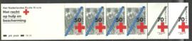 PZB 29 Postfris + Snijlijn rechtsboven