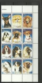 Nederlandse Antillen 1517/1528 Honden Postfris