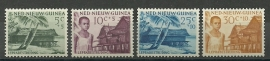 Nieuw Guinea 41/44 Leprazegels Postfris