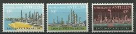 Nederlandse Antillen 492/494 Postfris