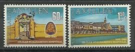 Nederlandse Antillen 689/690 Postfris