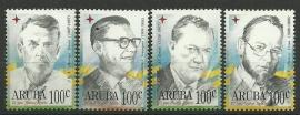 Aruba 171/174 Postfris