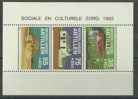 Nederlandse Antillen 734 Postfris