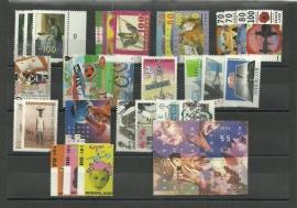 Complete Jaargang 1996 Postfris (Met blokken en boekjes)