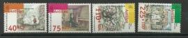 Nederlandse Antillen 1135/1138 Kinderzegels 1996 Postfris