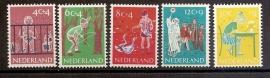 Nvph 731/735 Kinderzegels 1959 Postfris