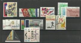 Complete Jaargang 1989 Postfris (Met blokken en boekjes)