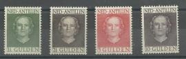 Nederlandse Antillen 230/233 En Face Hoge Waarden Postfris (3)