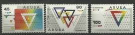 Aruba  46/48 Postfris