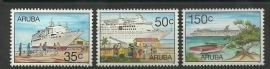Aruba 197/199 Postfris