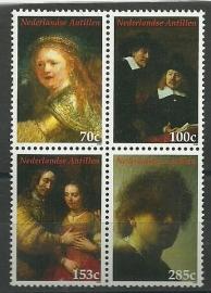 Nederlandse Antillen 1691/1694 Rembrandt van Rijn Postfris