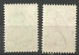 Nvph 238/239 Goudse Glazen Postfris (15)