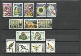 Complete Jaargang Aruba 1998 Postfris