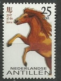 Nederlandse Antillen 1379 Chinees Nieuwjaar 2002 Postfris