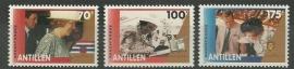 Nederlandse Antillen 1017/1019 Koperen Regeringsjubileum Postfris