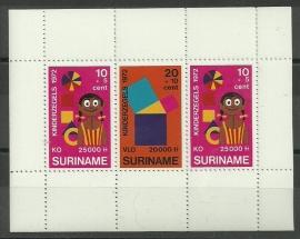 Suriname 591 Postfris