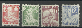 Roltanding 86/89 Kinderzegels 1930 Postfris (2)