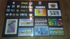 Complete Jaargang 2007 Postfris (Met blokken en boekjes)