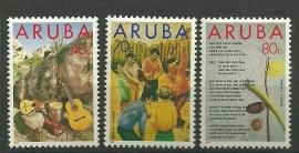 Aruba 122/124 Postfris