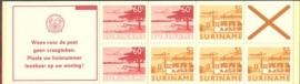SR Postzegelboekje 4bq Postfris