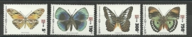 Nederlandse Antillen 1122/1125 Capex 1996 Postfris
