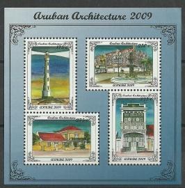 Aruba 424 Architectuur Postfris